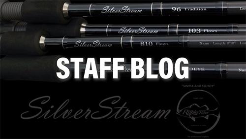 SilverStream シーバスタックルインプレッション