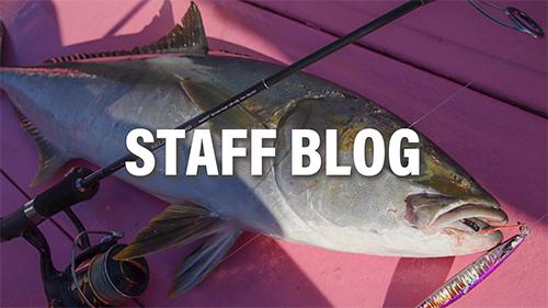 【釣行レポート】SELFISH NS 623 外房ヒラマサジギング