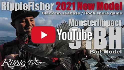 MonsterImpact 91BH / RippleFisher 2021 New Model