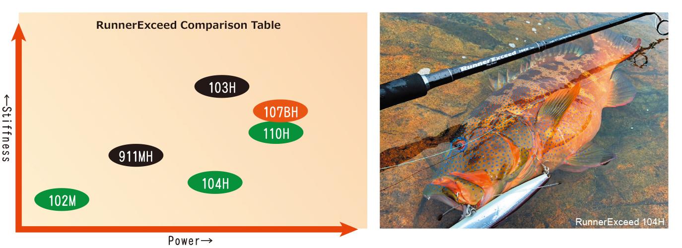 FIELD COMPARISON TABLE